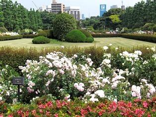 整形式庭園