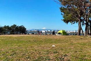 潮風の広場