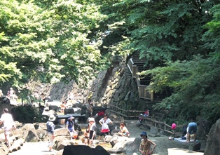 音無川親水公園