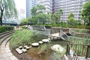 仙台堀川親水公園