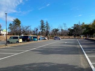 和光樹林公園駐車場