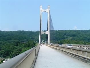 秩父ハーブ橋
