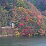丹沢湖とユーシン渓谷