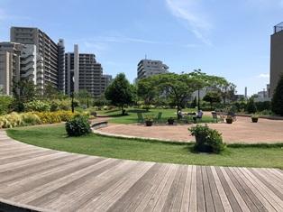 東品川海上公園